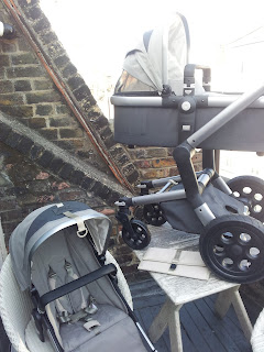 Joolz Expedition, pram, pushchair