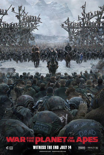 War for the Planet of the Apes (Web-DL 720p Dual Latino / Ingles) (2017)