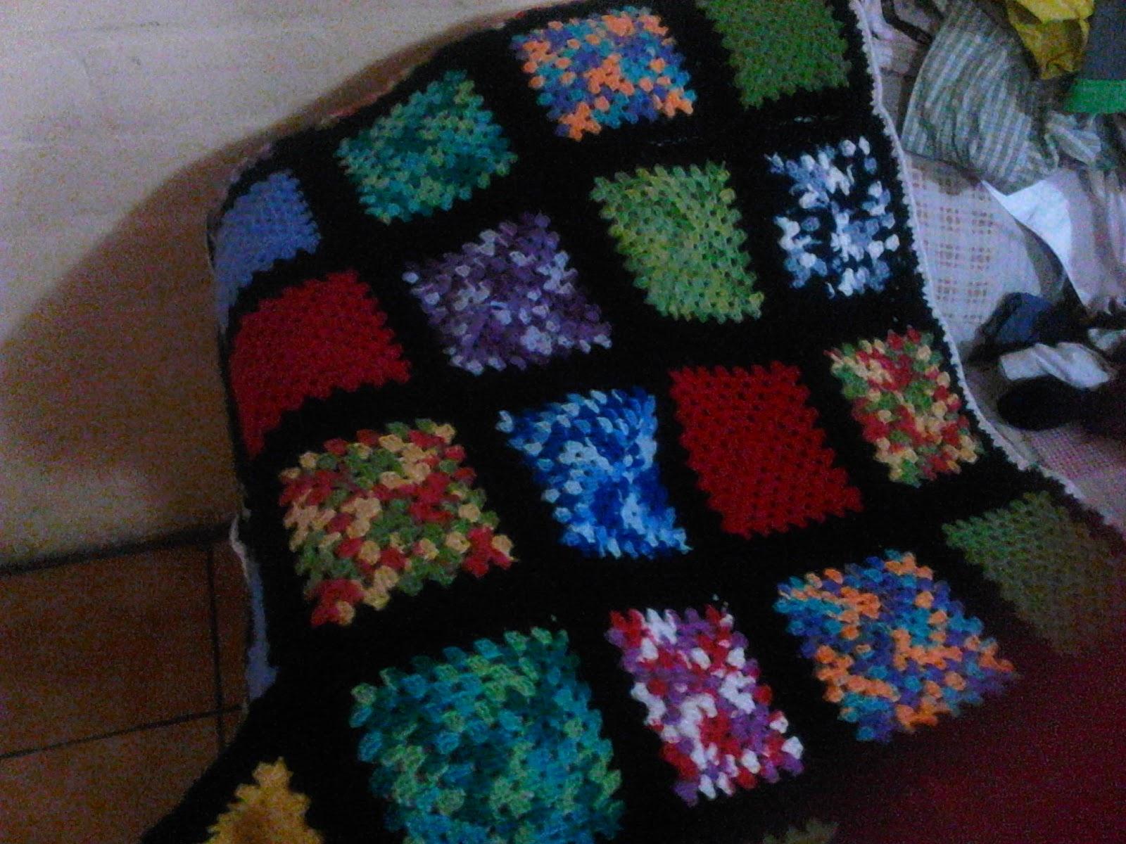 Excelente Arte Crochet Enmarcado Viñeta - Ideas de Arte Enmarcado ...