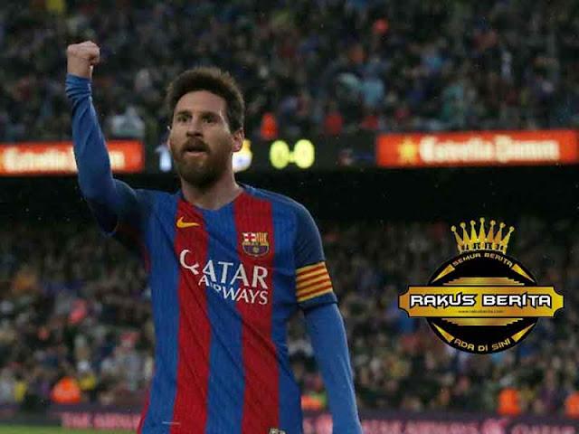 Kontrak Baru Lionel Messi Di Barcelona Sudah Sah