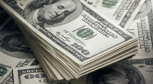 3. Dolar ($), Amerika Serikat