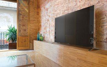 Wallpaper: 4K Ultra HD LED BRAVIA TV