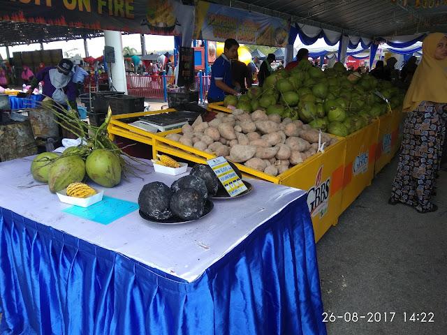 Fruit, Flower & Food Fiesta 2017 #famafest di RTC Gopeng