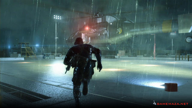 Metal Gear Solid V Ground Zeroes Gameplay Screenshot 1