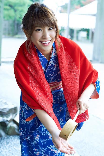 久松郁実 Hisamatsu Ikumi Weekly Georgia No 97 Photos 03