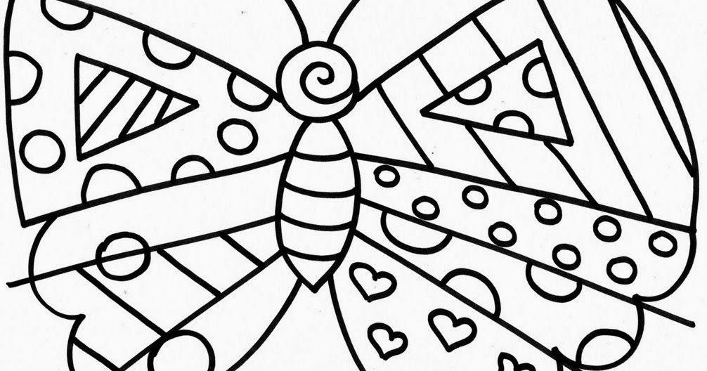 Desenhos De Romero Brito Para Colorir Colorir Desenhos Para