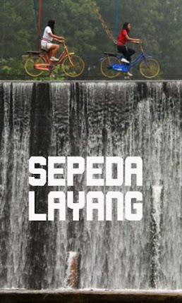 fly bike atau sepeda layang oyot coban talun