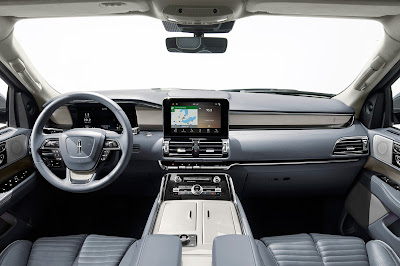 The All-New Lincoln Navigator 2018 Reviews, Specs, Price
