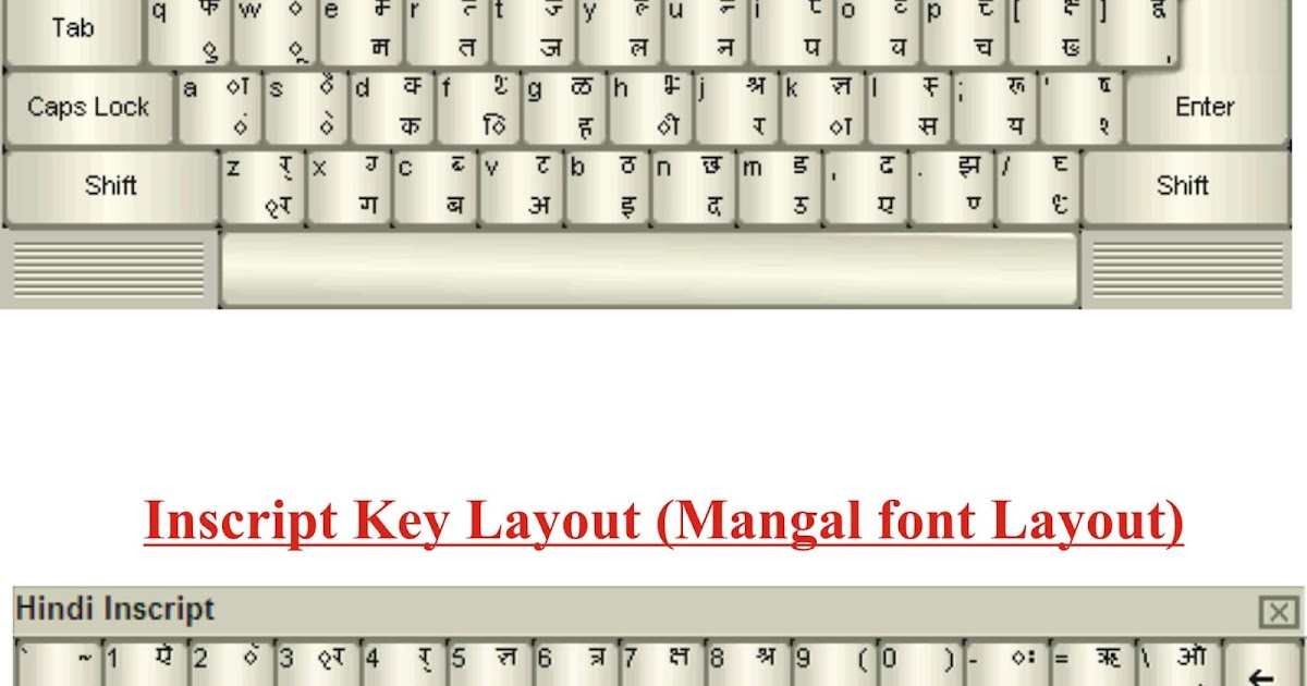 How to download mangal font