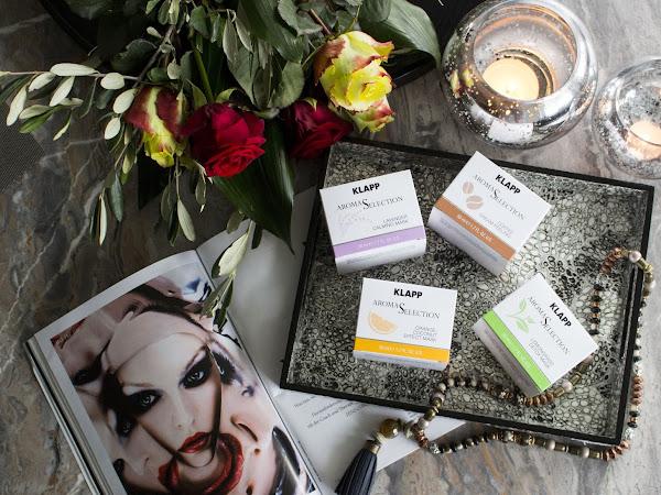 KLAPP Cosmetics // Aroma Selection Gesichtsmasken