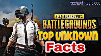 Top-10 Unknown And Interesting Facts About PUBG