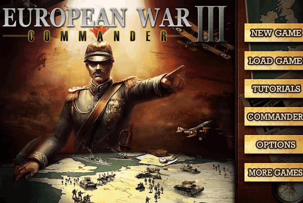 European War 3: 1.20 (Mod Medals) [Full Paid]