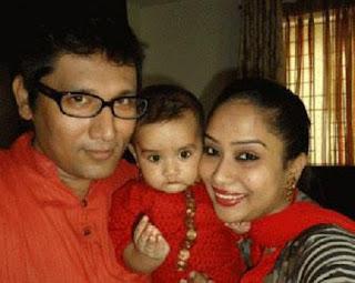 Zakia Bari Momo Family Photo