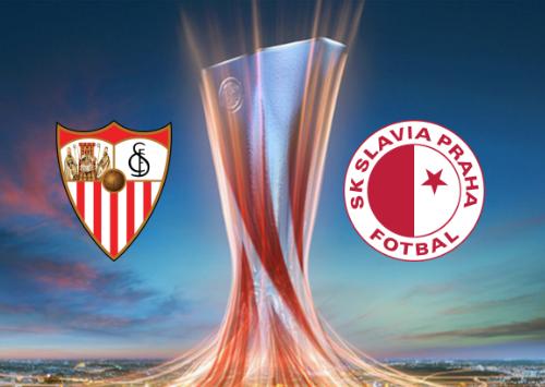 Sevilla vs Slavia Prague - Highlights 7 March 2019