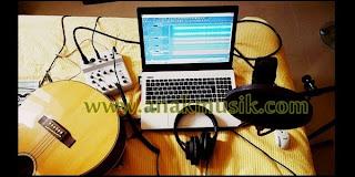 Cara Membuat Efek Gitar Listrik Di Laptop Dan Komputer