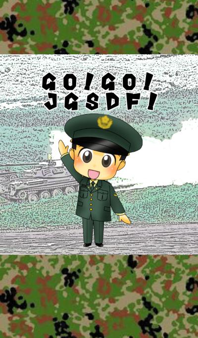 GO!GO!JGSDF!