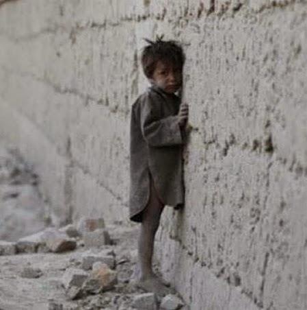 الطفل الفقير