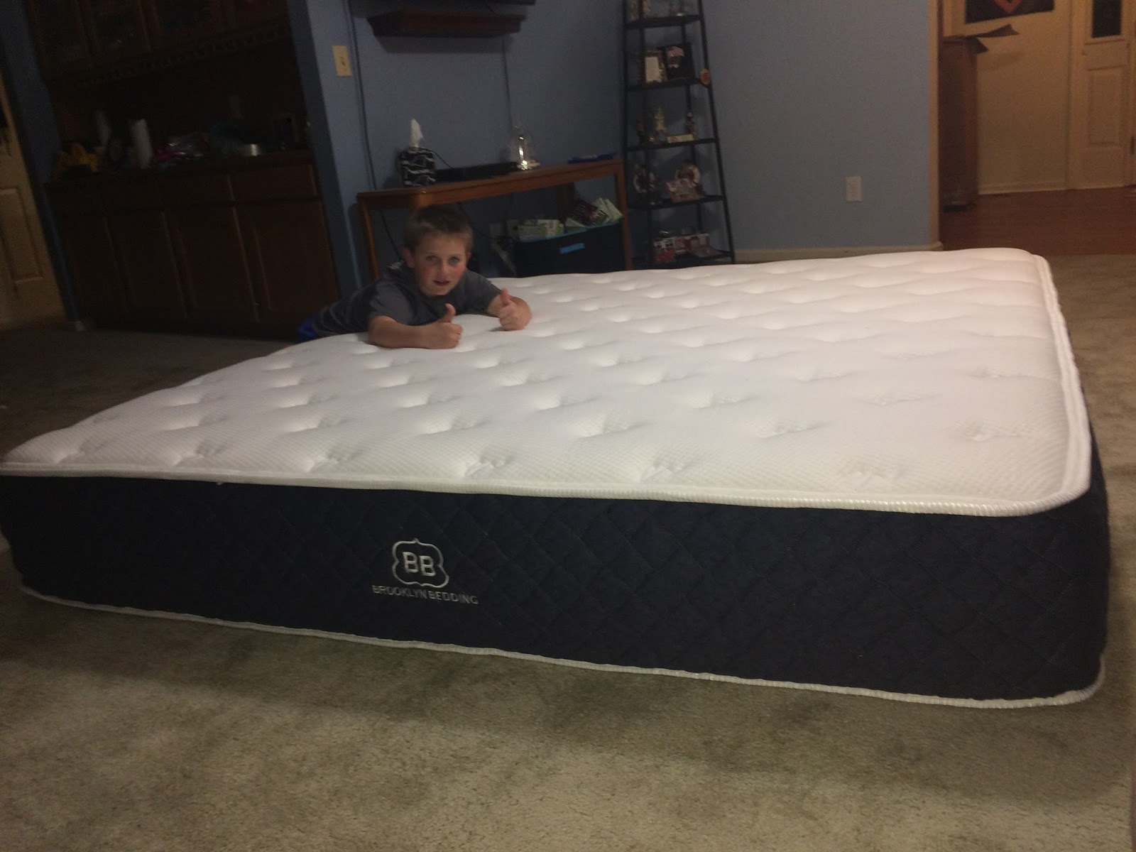 foam mattress have brooklyn bedding futon bed size home memory must at king