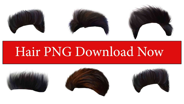 Hair PNG For Editing New CB Hair Free Stock Image