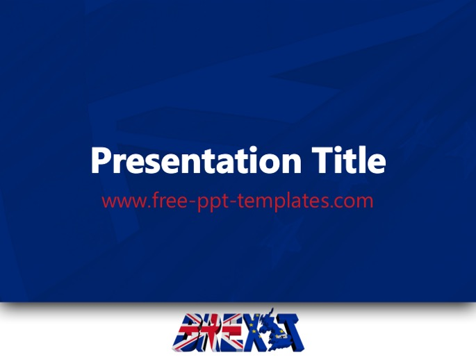 Brexit ppt template toneelgroepblik Image collections