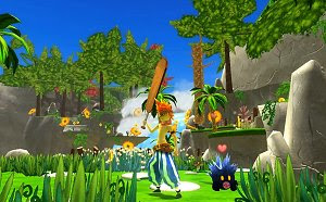 Dash and the Stolen Treasure free action adventure PC game