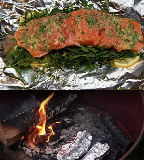 Campfire Cooking 4 Easy Camping Recipes: 36 Of The Best Camping Recipes