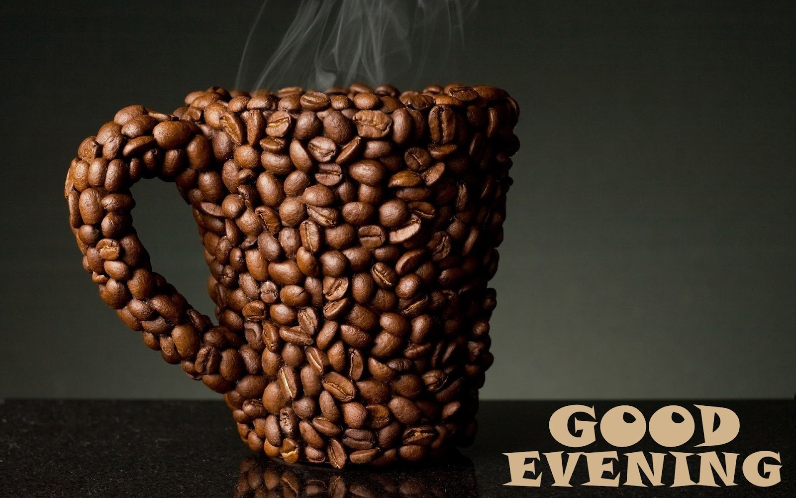 Download HD Good Evening Coffee Images for Whatsapp & Facebook