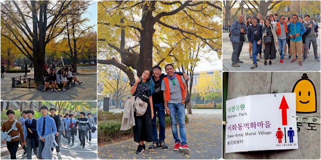 Naksan+Park+Seoul+Korea+Selatan