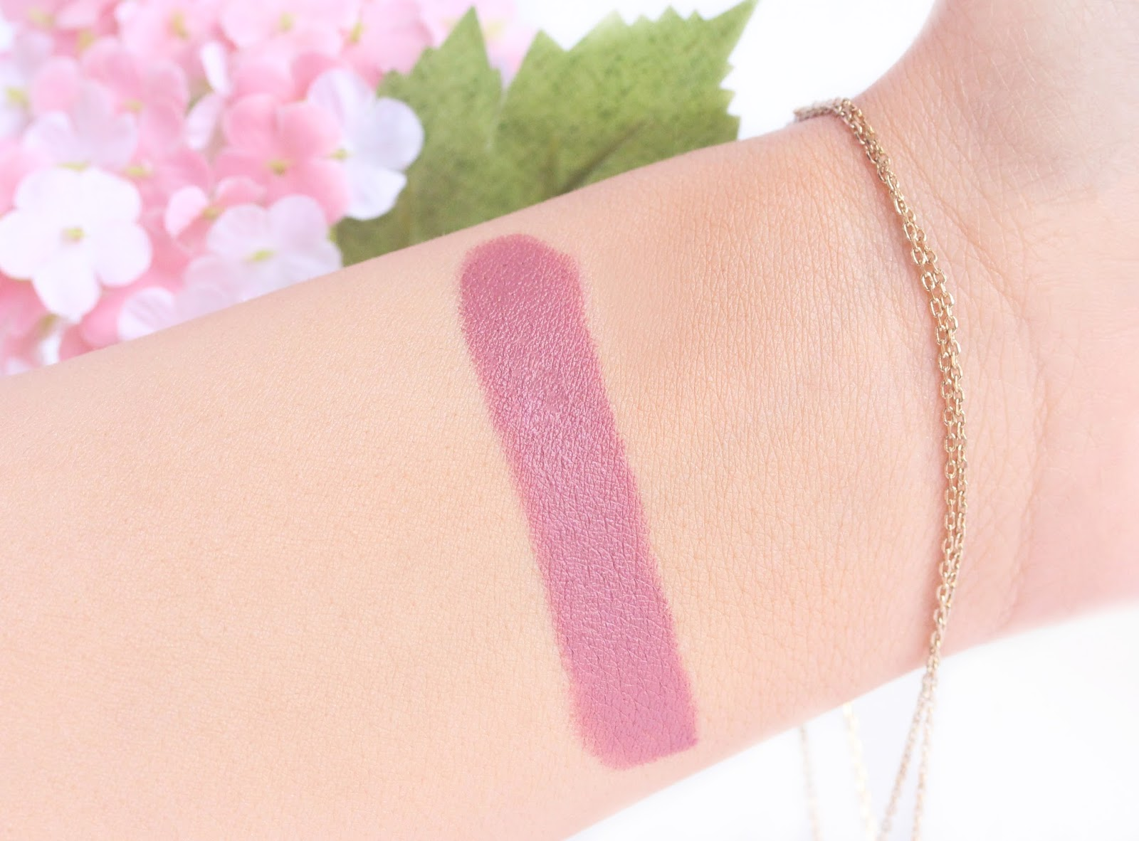 NYX Whipped Caviar Matte Lipstick Swatches