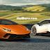 Tampilan Mobil Super Sport Lamborghini Huracan