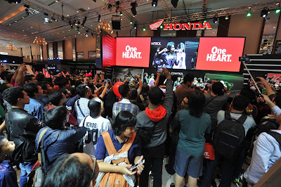 Hari Terakhir Indonesia Motorcycle Show 2016