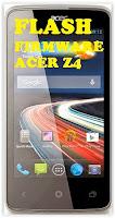 Flash / Install Firmware Acer Liquid Z4