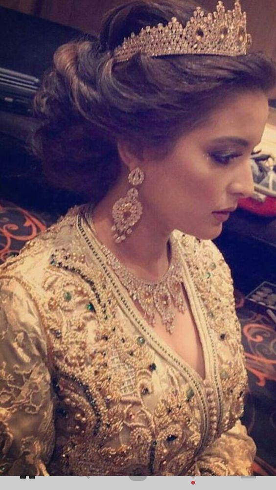 caftan haute couture mariage marocain 2020 paris