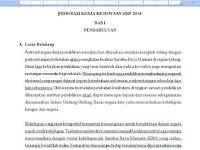 Download doc Program Kerja Kesiswaan SMP 2016
