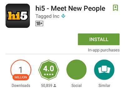 Download hi5 dating apps