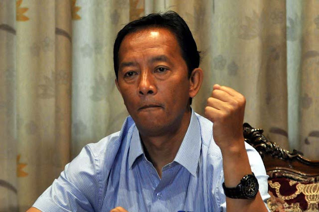 Gorkha Janmukti Morcha President Binay Tamang