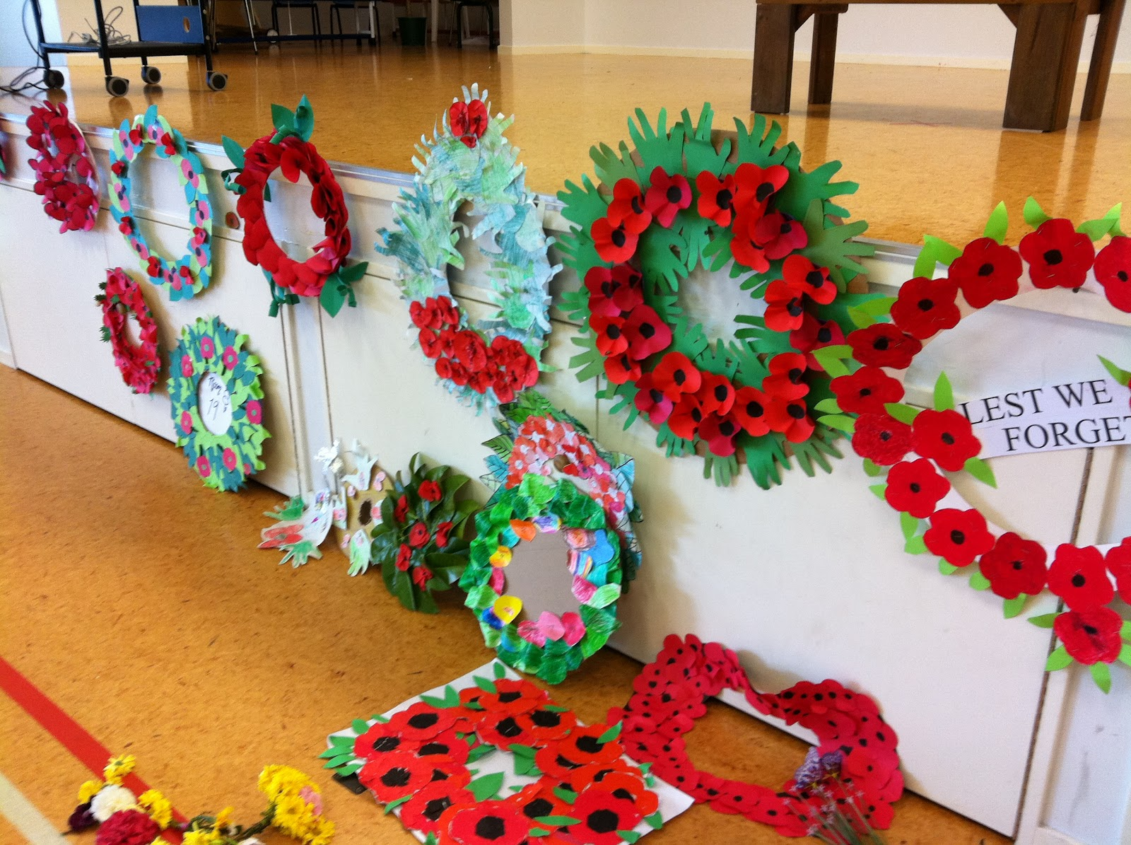 Anzac Day Crafts For Toddlers