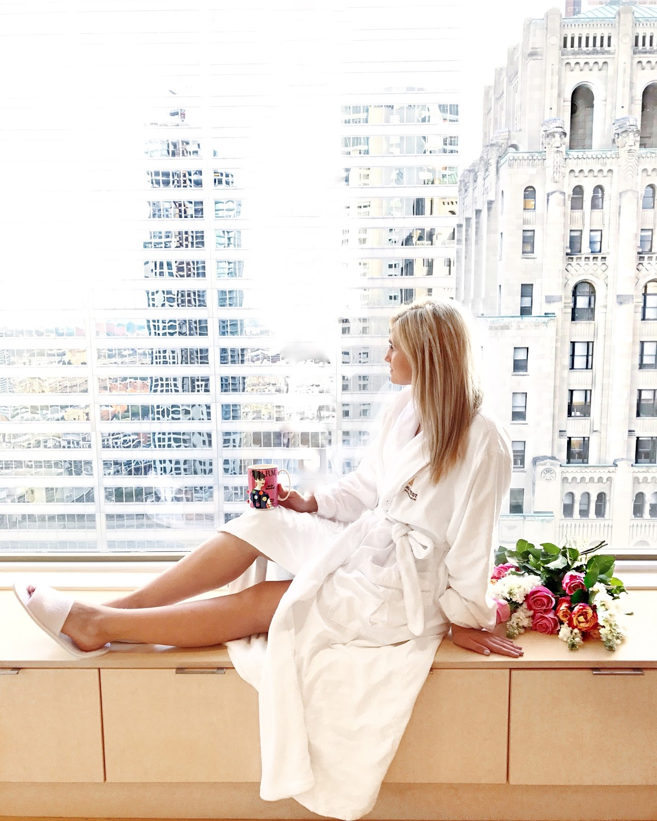 Bijuleni | Romantic Weekend Staycation at One King West, Toronto