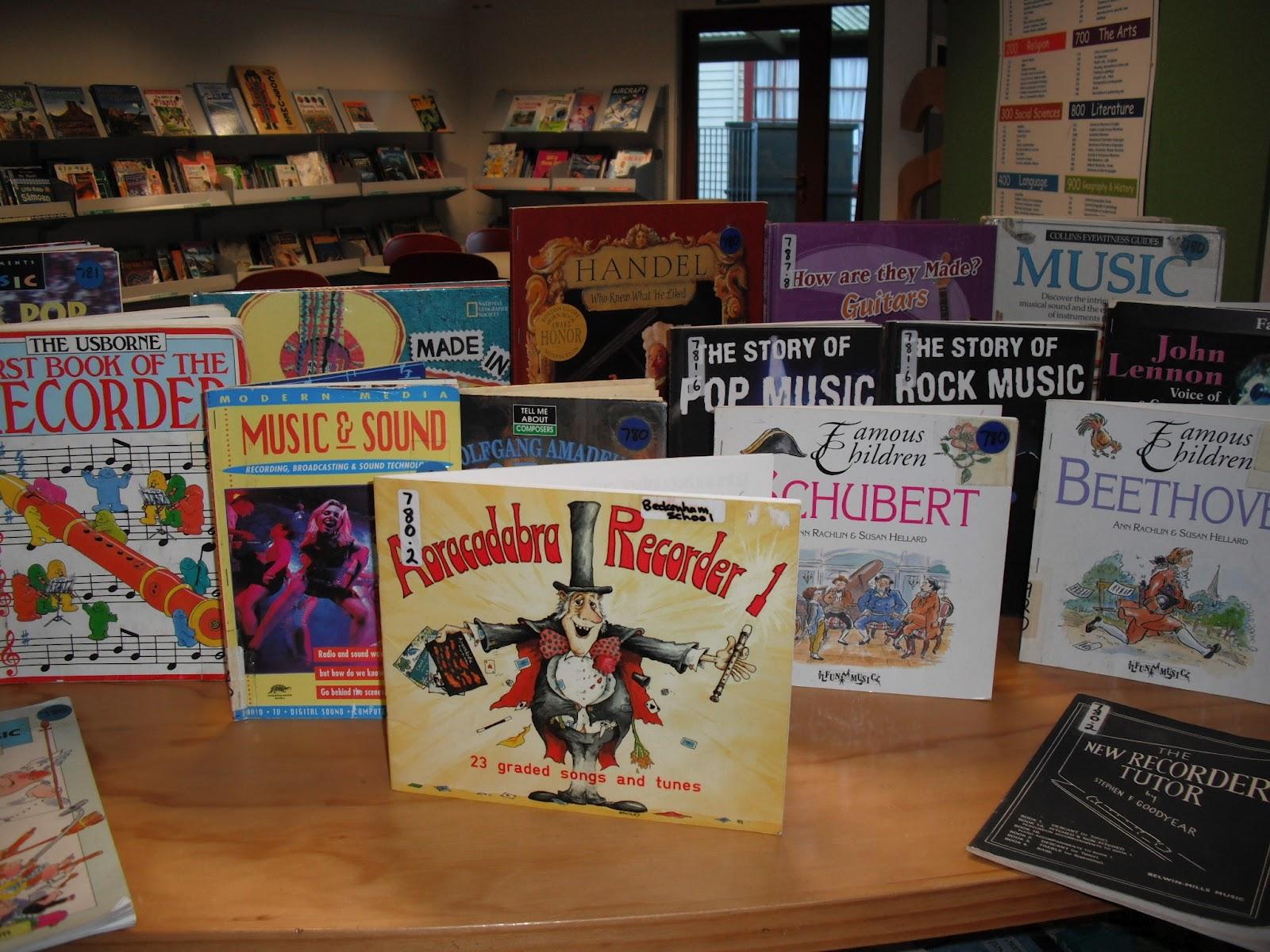 Beckenham School Library Blog Old Library Tour