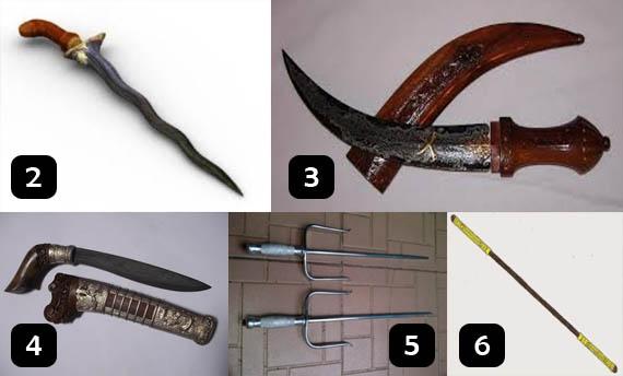 Senjata Tradisional Betawi