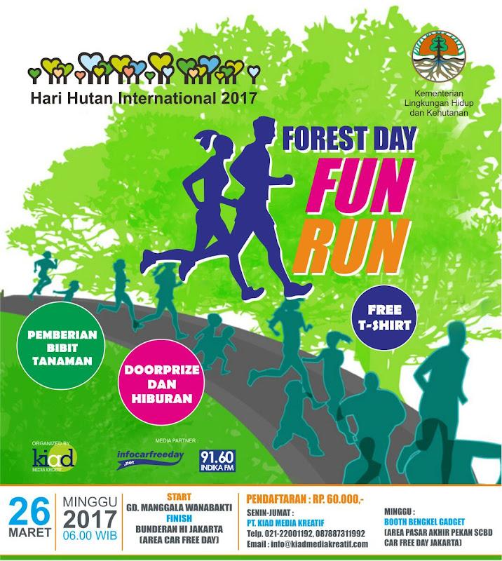 Forest Day Fun Run • 2017