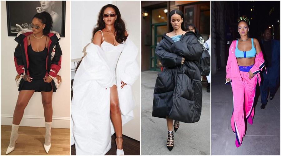 4 lições de estilo para aprender com Rihanna