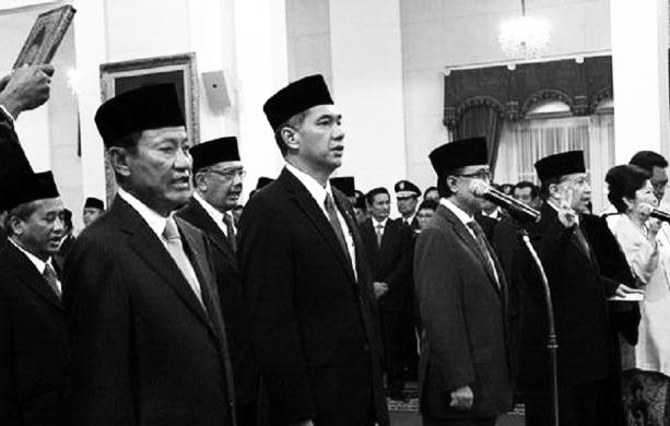 5 bidang kerja utama Kabinet Reformasi Pembangunan