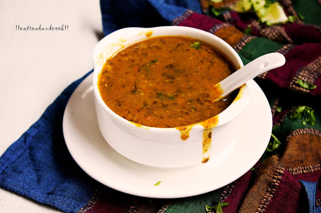 how to make Dal Bukhara recipe and preparation