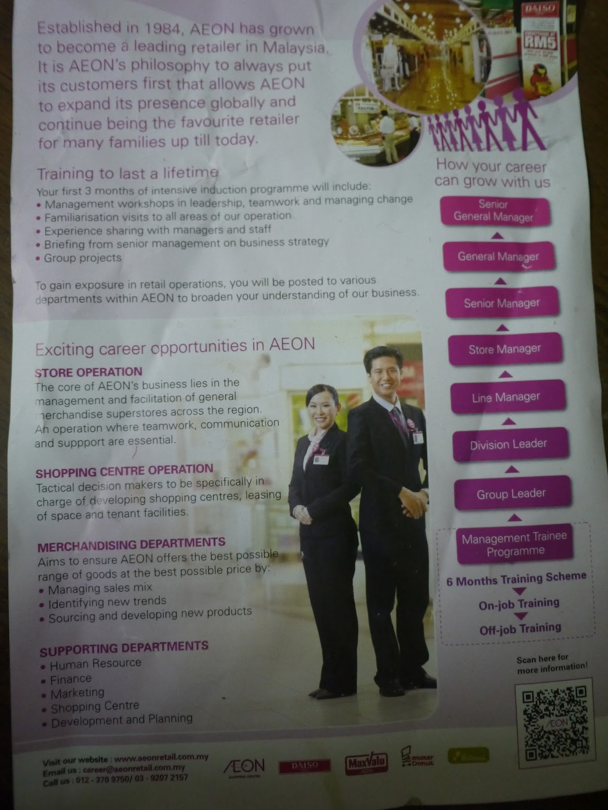 munamuni  kisah temuduga 3   management trainee and retail