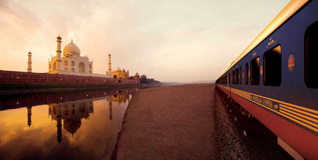 Luxury Train Travel, India