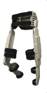 photo of the exoskeleton
