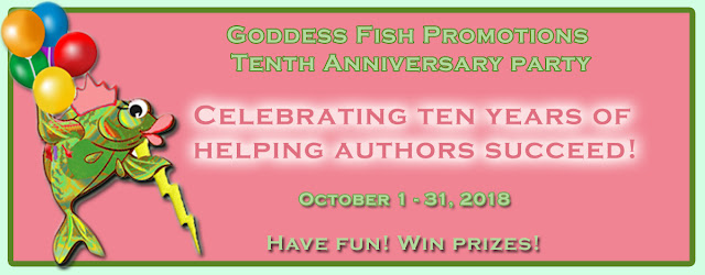 Goddess Fish Promotions Tenth Anniversary