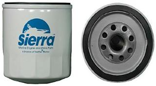 Teleflex Marine, Oil Filters, 18-7824-1, replacement filters, Chris-Craft, Crusader, Indmar, Mercruiser, OMC, Pleasurecraft, Volvo Penta, Yamaha