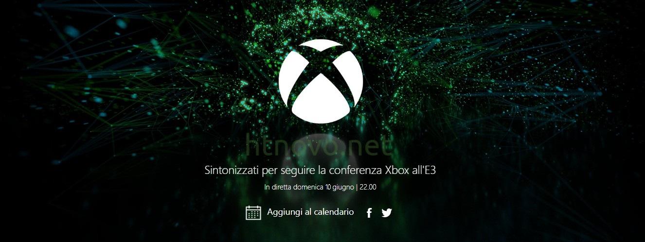 Live-Streaming-E3-Microsoft-Xbox-Conference